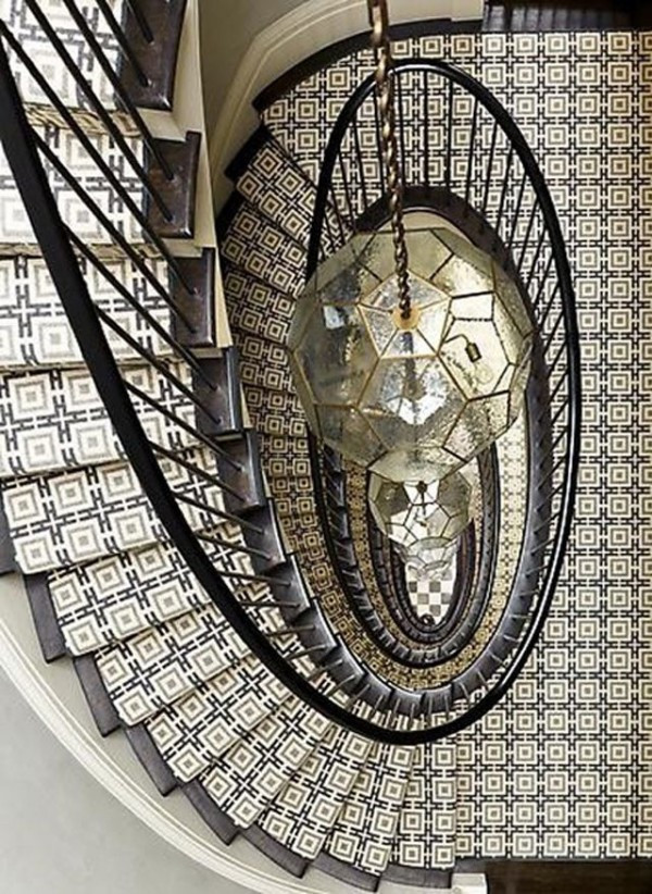 Staircase by Kelly Wearstler