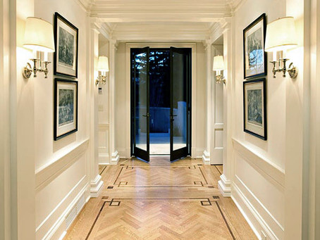 Look of the Day: Hallway Trim