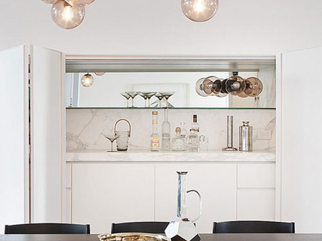Look of the Day: Clean Interiors by Hecker Guthrie