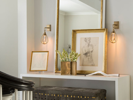 Look of the Day: Windsor Smith's Entrance via Arteriors