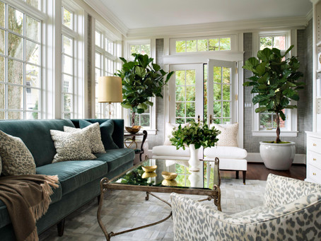 Home Tour: Featuring BHDM's Avon Road Remodel of a 1930's Colonial Home