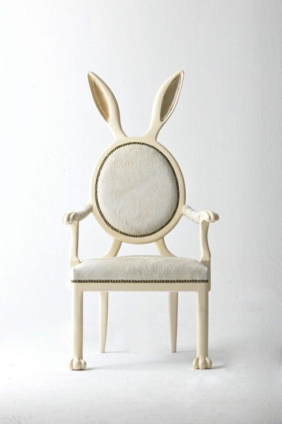 Rabbit Chair Merve Kahraman