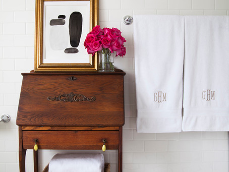 Look of the Day: Budget Bathroom Reno by Home Depot