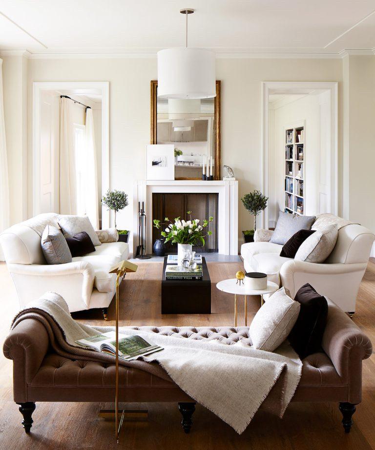 Barbara Chamber's Living Room