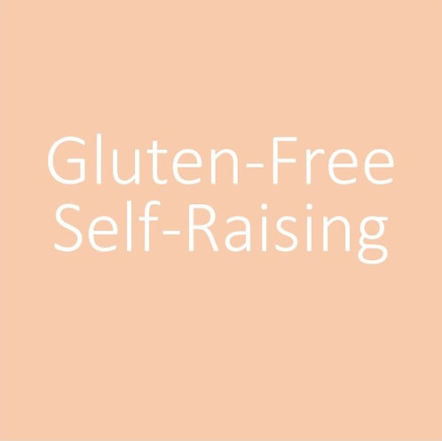 Gluten-Free Self-Raising Flour 2.5kg