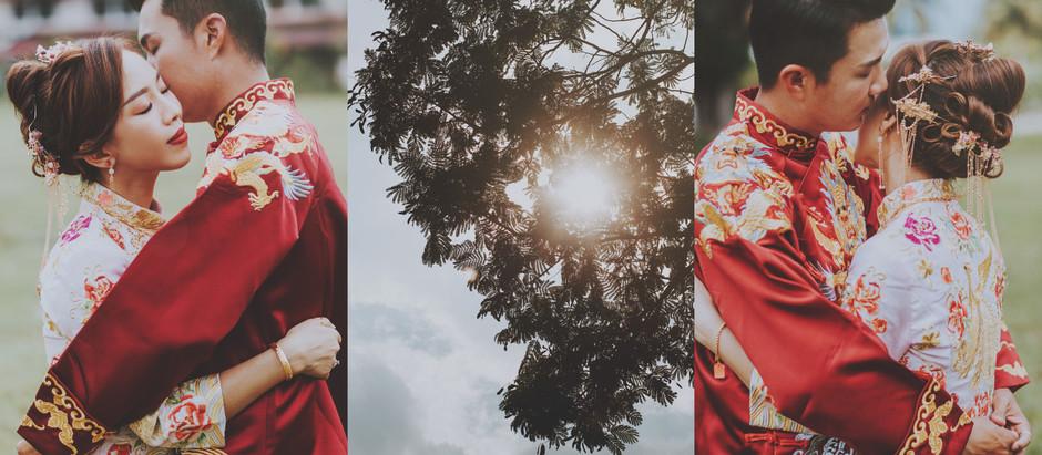 Sze Inn & Sin Yee - Actual day Photography