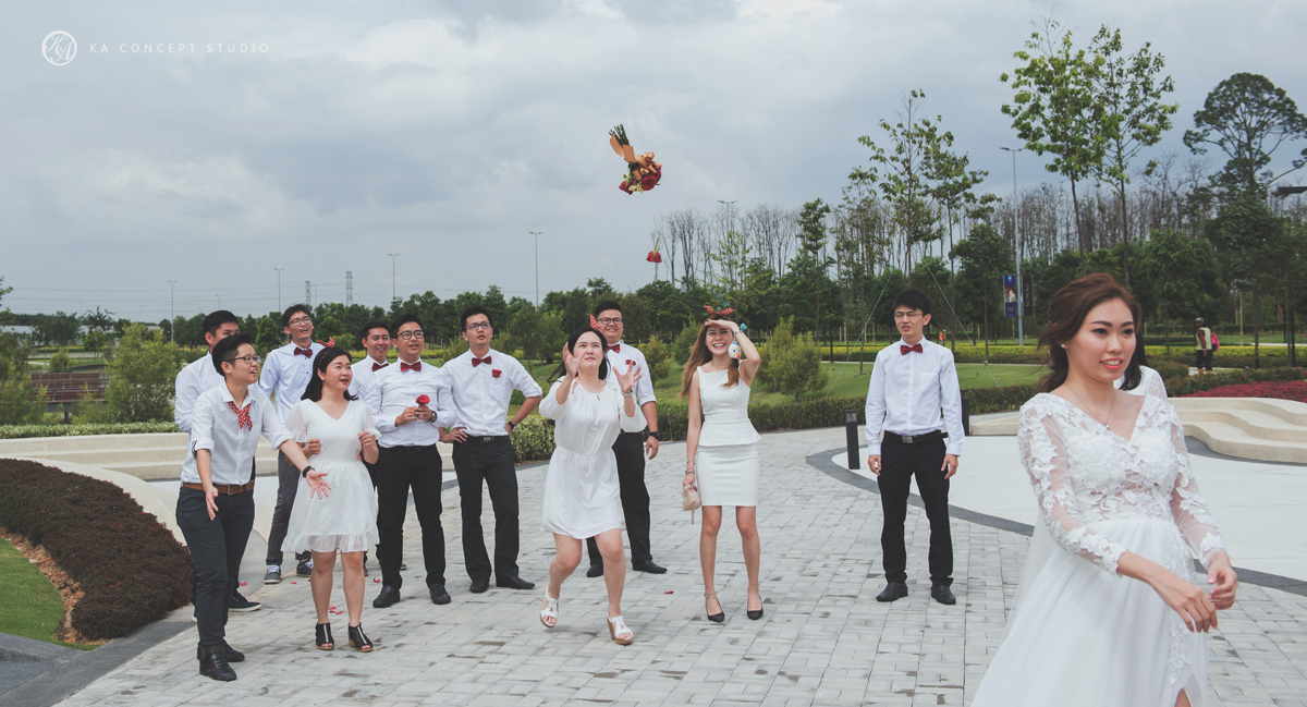 wedding photography in ipoh