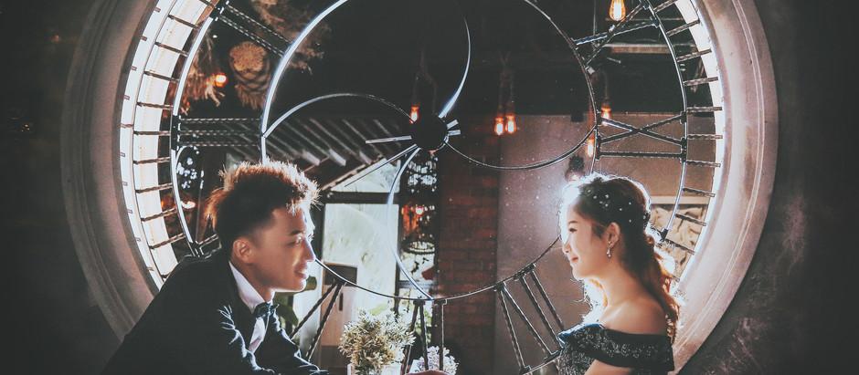 Weng Seng & Zoey - Pre-wedding Photography