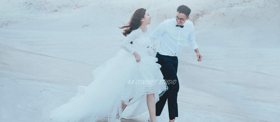 HONG & BOBO IPOH PRE-WEDDING PHOTOGRAPHY