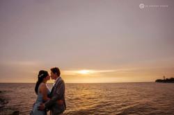 Natural Pre-wedding at sekinchan