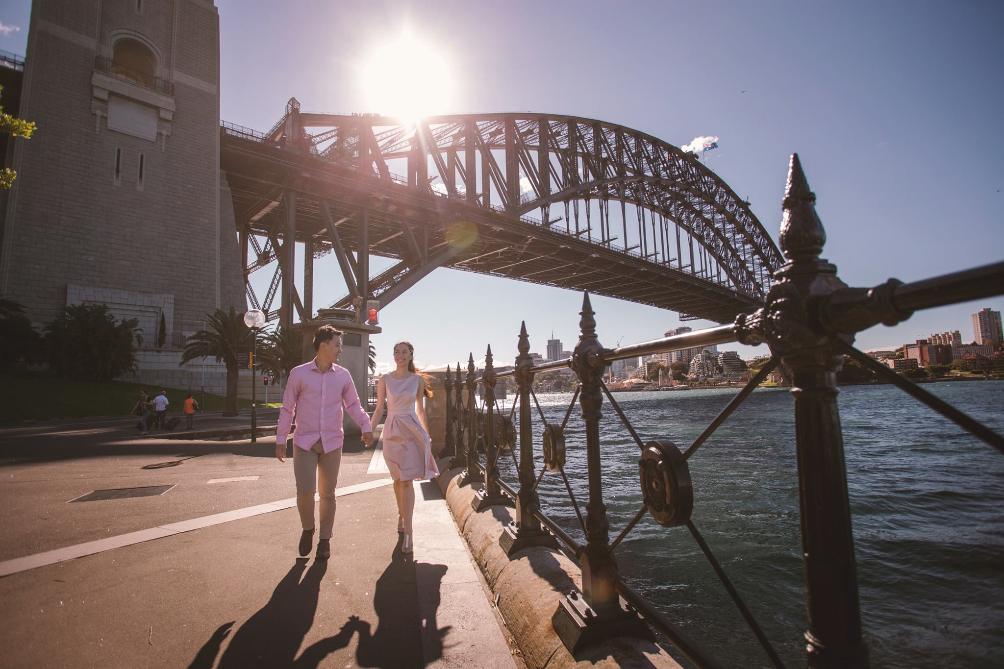 Natural Pre-wedding at Sydney