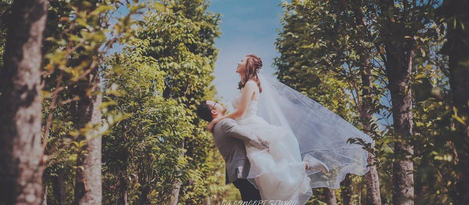 Chea Yong & Lai Xin (Ipoh Prewedding Photography)