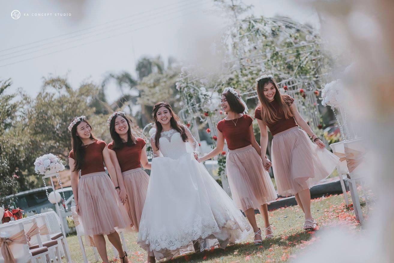 ROM wedding Photography at Adonis