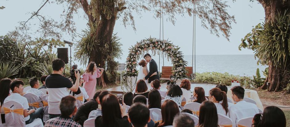 Bin Lun & Senny (ROM Wedding Photography at Penang Parkroyal Hotel  )