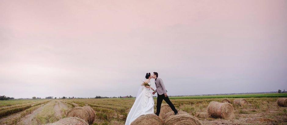 Hydron & KaiChur - Sekinchan Pre-wedding Photography