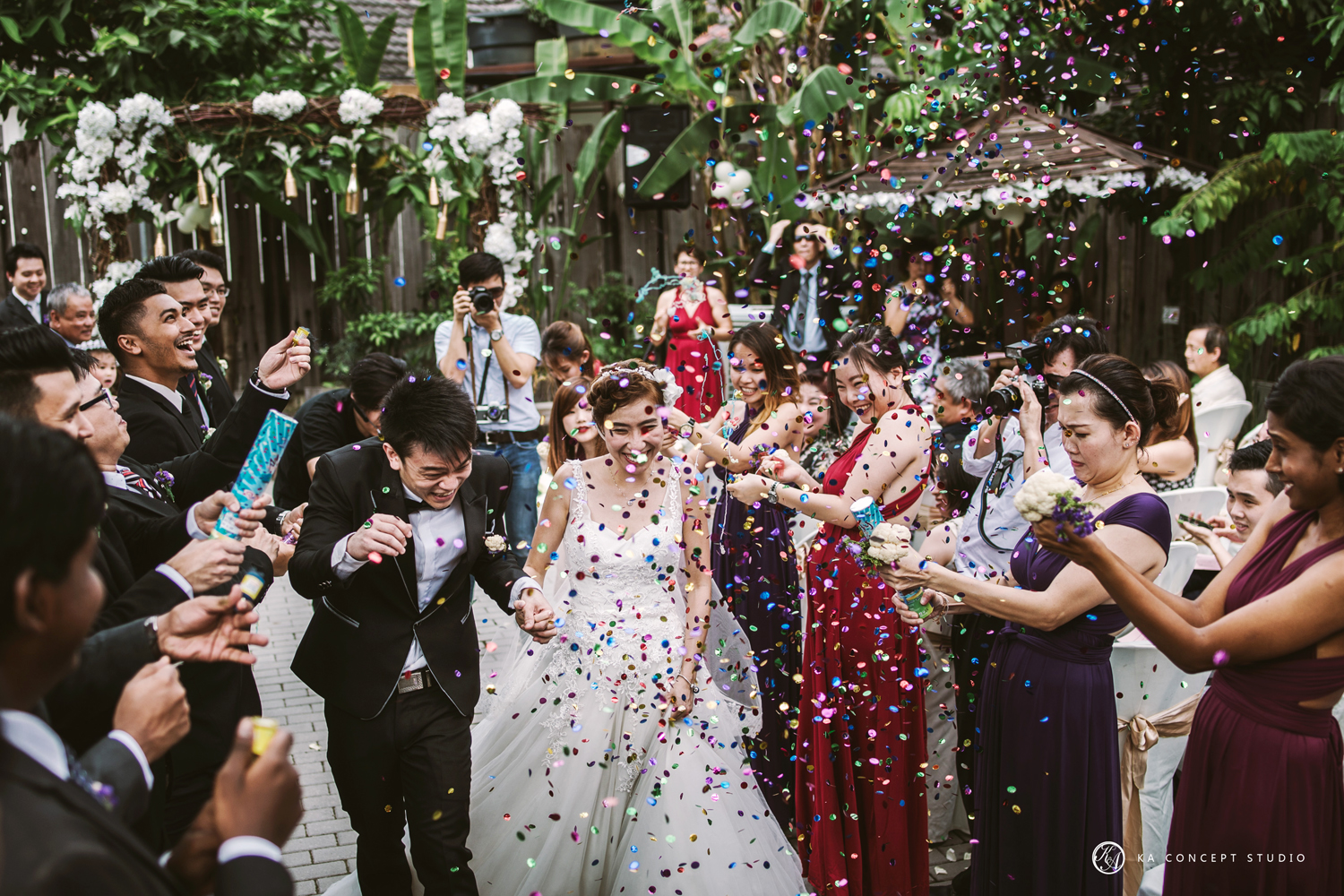 ROM wedding Photography at NPF Bali