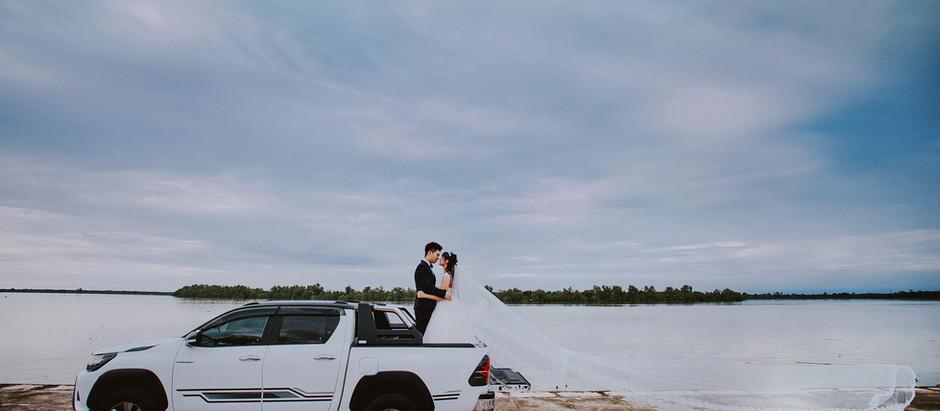 Kelvin & Chan May (Pre-Wedding Photography)