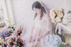 Maternity photography at Teluk intan
