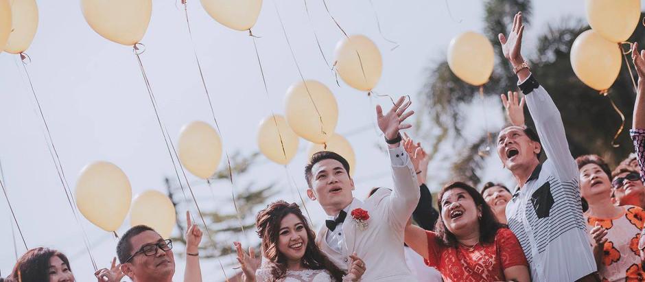 Sky & Jacelyn - Ipoh ROM Garden Wedding Photography