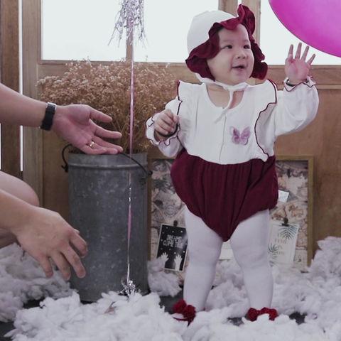 Baby Photography BTS 小孩拍摄幕后花絮 😊