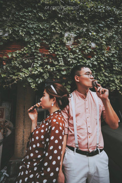 Natural Pre-wedding at ipoh perak