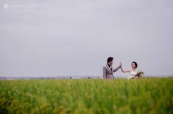 Pre-wedding photography at sekinchan