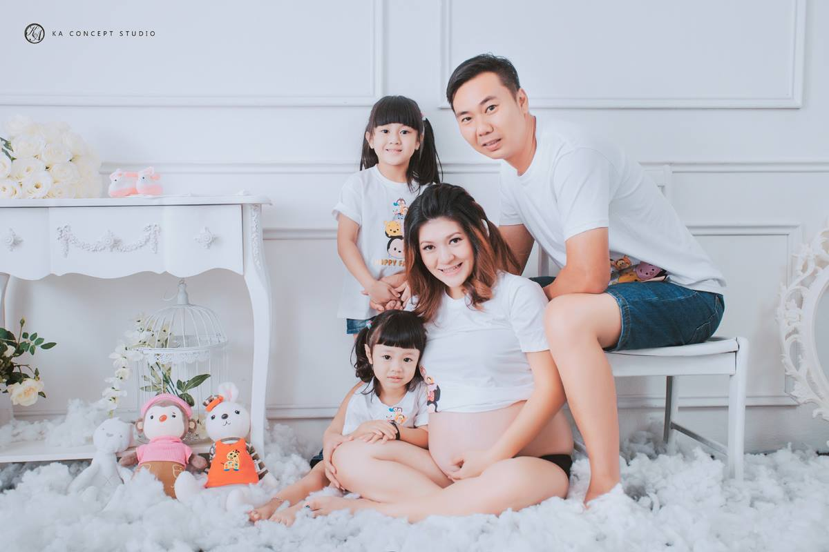 Maternity photography at ipoh perak