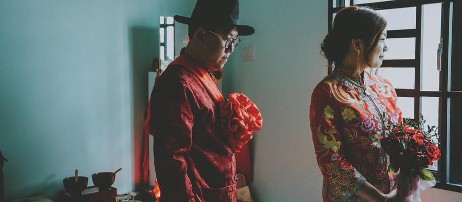 Hann Wei & Jenny Har - IPOH PHOTOGRAPHER
