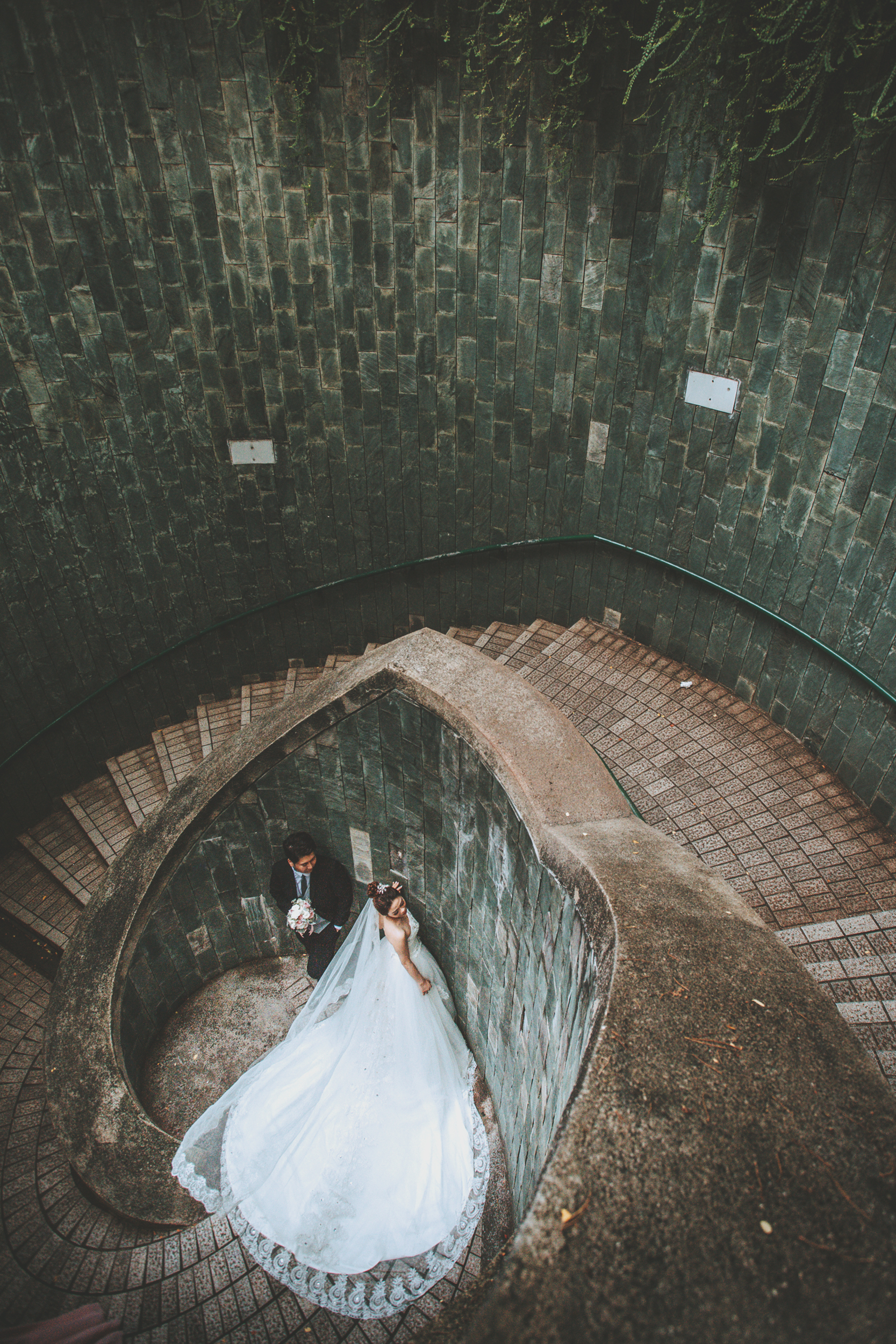 Wedding Photography at Fort Canning