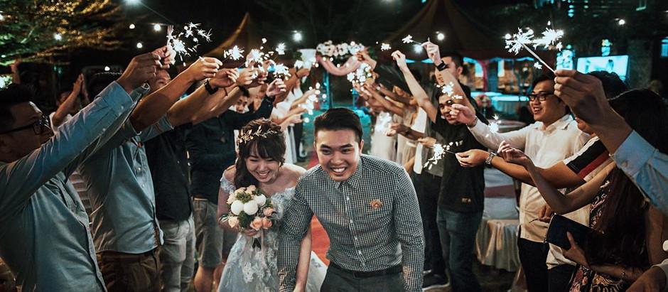 Ming Hui & Ling Ling - ROM Actual day Photography at Taiping Perak