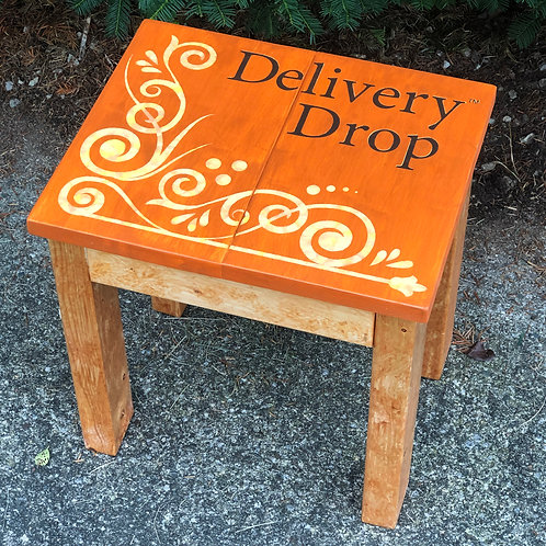 Hello Pumpkin Delivery Drop™ - Premade
