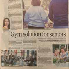 Grow Older & Stronger with Activ50s