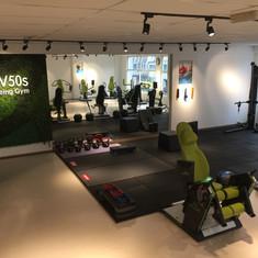 Activ50s Gym