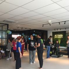 Activ50s Open House