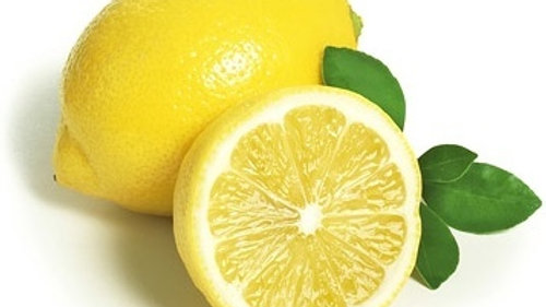 Lemon Cold Pressed Essential Oil