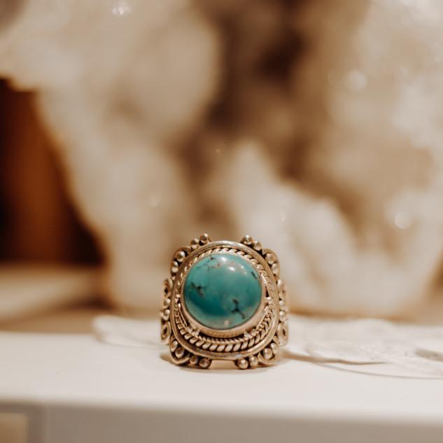 crystal jewellery