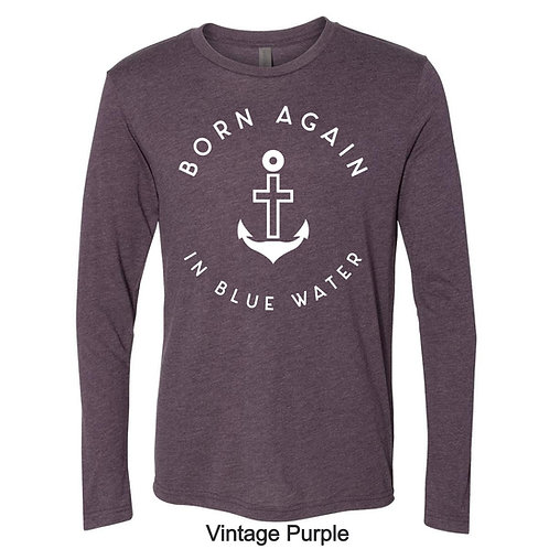 Adult Unisex Long-Sleeve T-Shirt - Size 2X