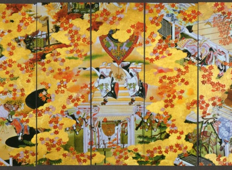 "EAU Learn & Share : วัฒนธรรม ค่านิยม ความเชื่อของชาวญี่ปุ่นที่น่าสนใจในวรรณกรรมคลาสสิค ""ตำนานเก็นจิ"""