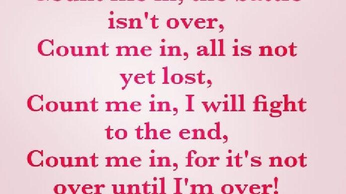 Endurance quote