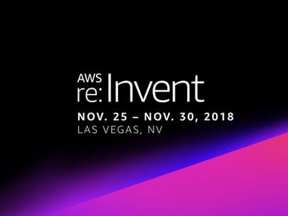 Konekti's Take on re:Invent 2018
