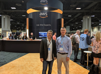 Konekti at the 2019 AWS Public Sector Summit - Washington, DC