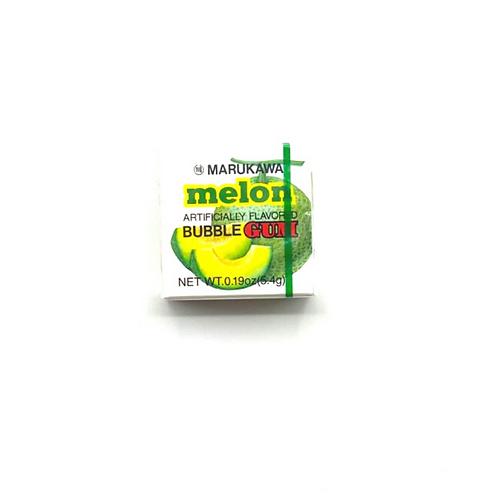 Chiclete Marukawa Melão Bubble Gum
