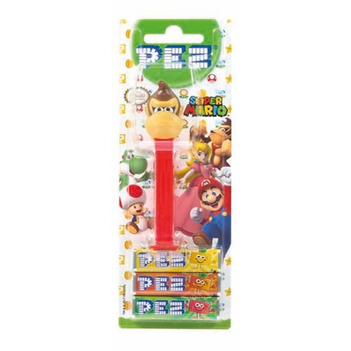 Pez Donkey Kong Coleção Super Mario Nintendo