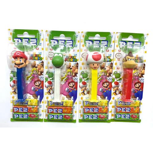 Pez Super Mario Nintendo Coleção Completa