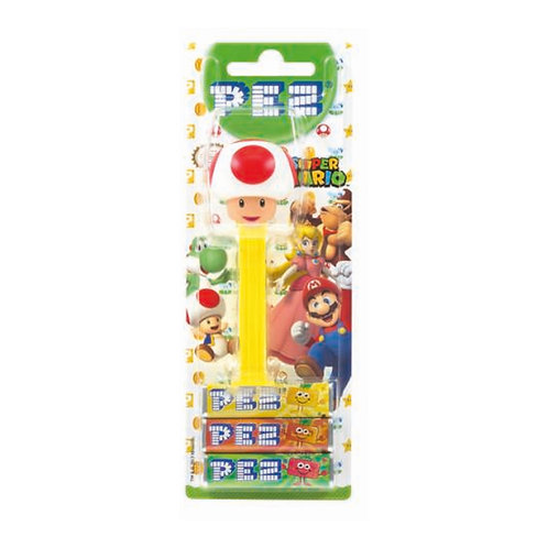 Pez Toad Coleção Super Mario Nintendo