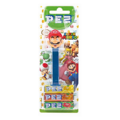Pez Mario Coleção Super Mario Nintendo