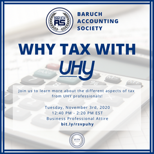 Why Tax with UHY