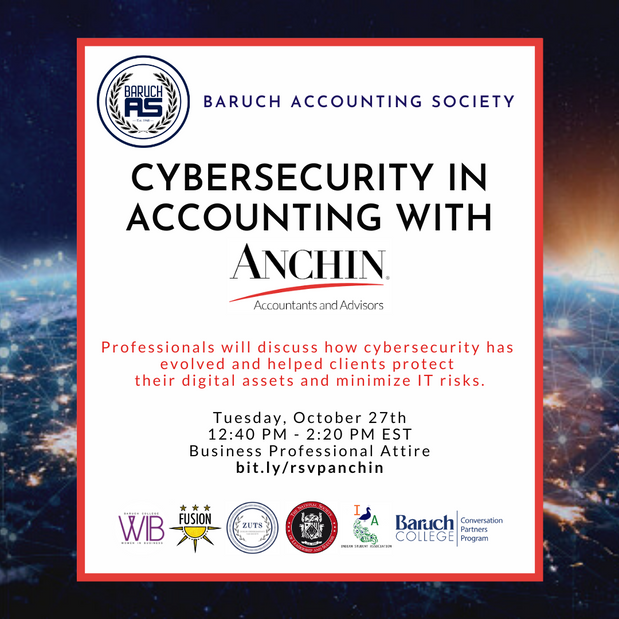Cybersecurity in Accounting with Anchin