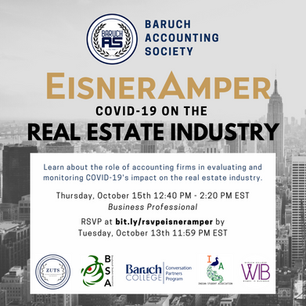 COVID-19 on the Real Estate Industry with EisnerAmper