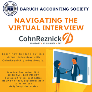Impressions in the Virtual Interview